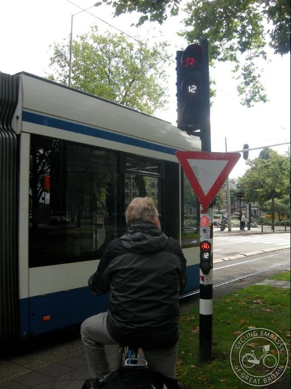 Signal countdown Amsterdam