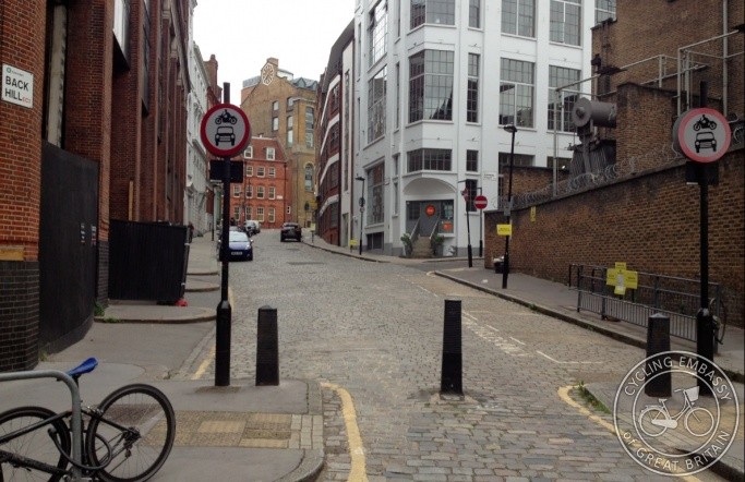 Filtered permeability Back Hill London