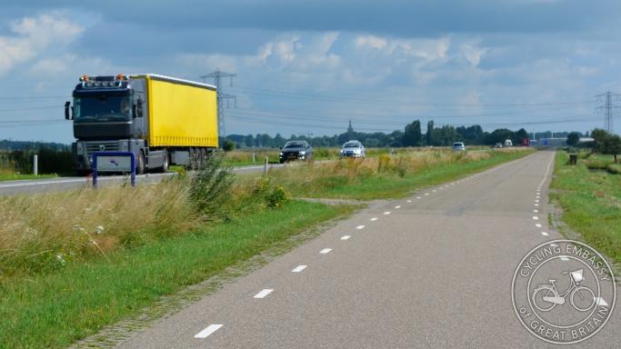 Service road N331 Zwolle