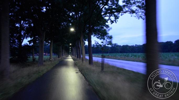 Cycleway Rolde Assen