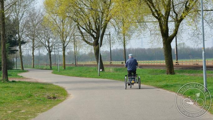 Cyclepath Nijmegen
