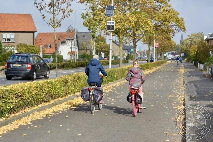 Service road, Utrecht, NL
