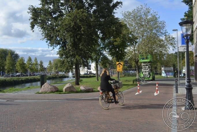 Filtered street, Utrecht, NL