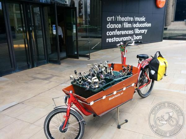Jono Kenyon Cargo Bike