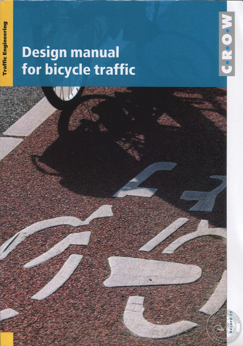 Design Manual for Bicycle Traffic - CROW 25