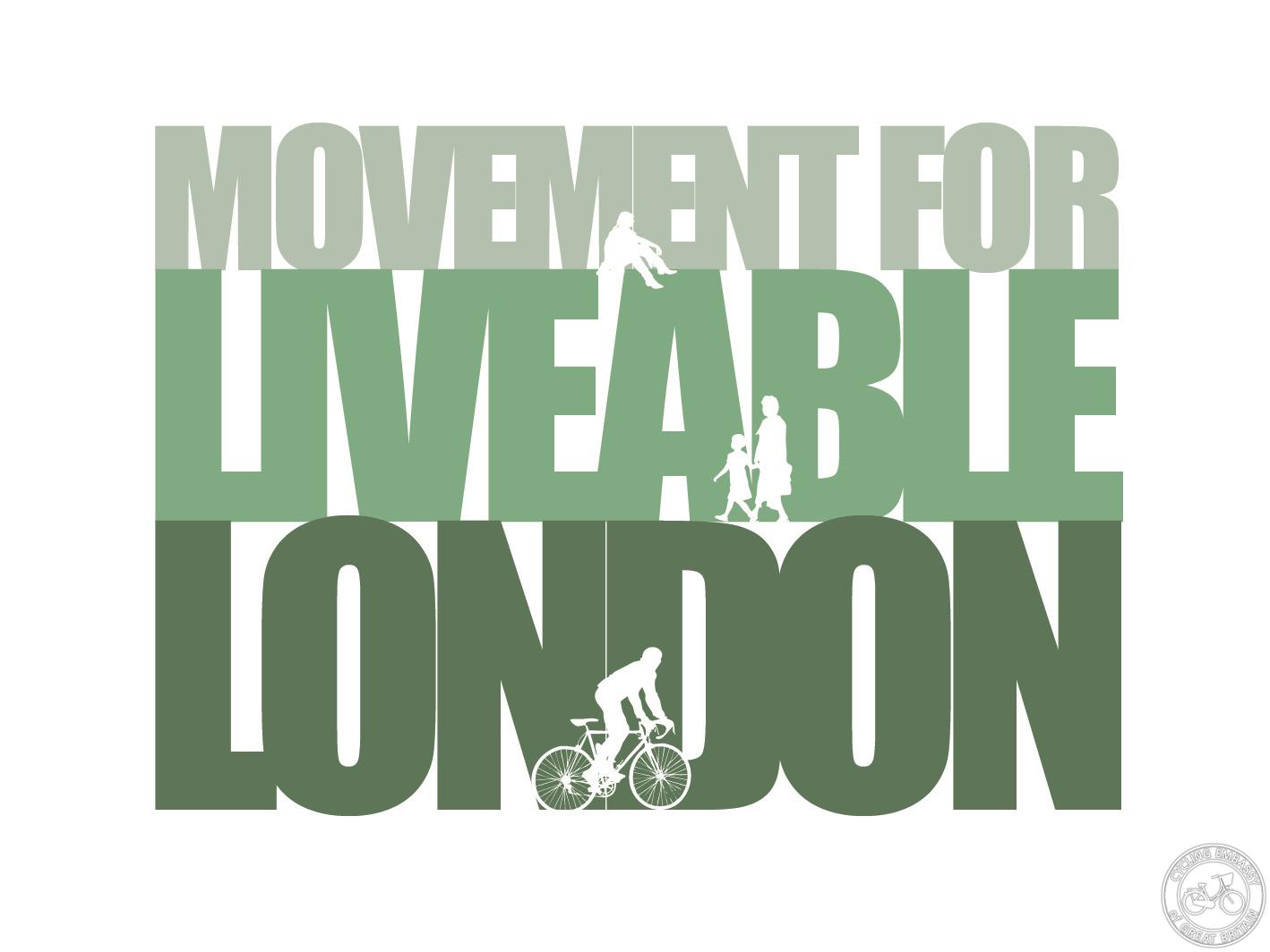 Movement for Liveable London logo