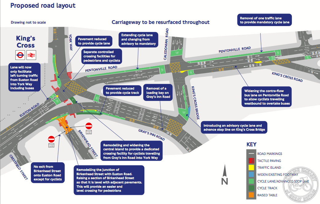 King's Cross proposals