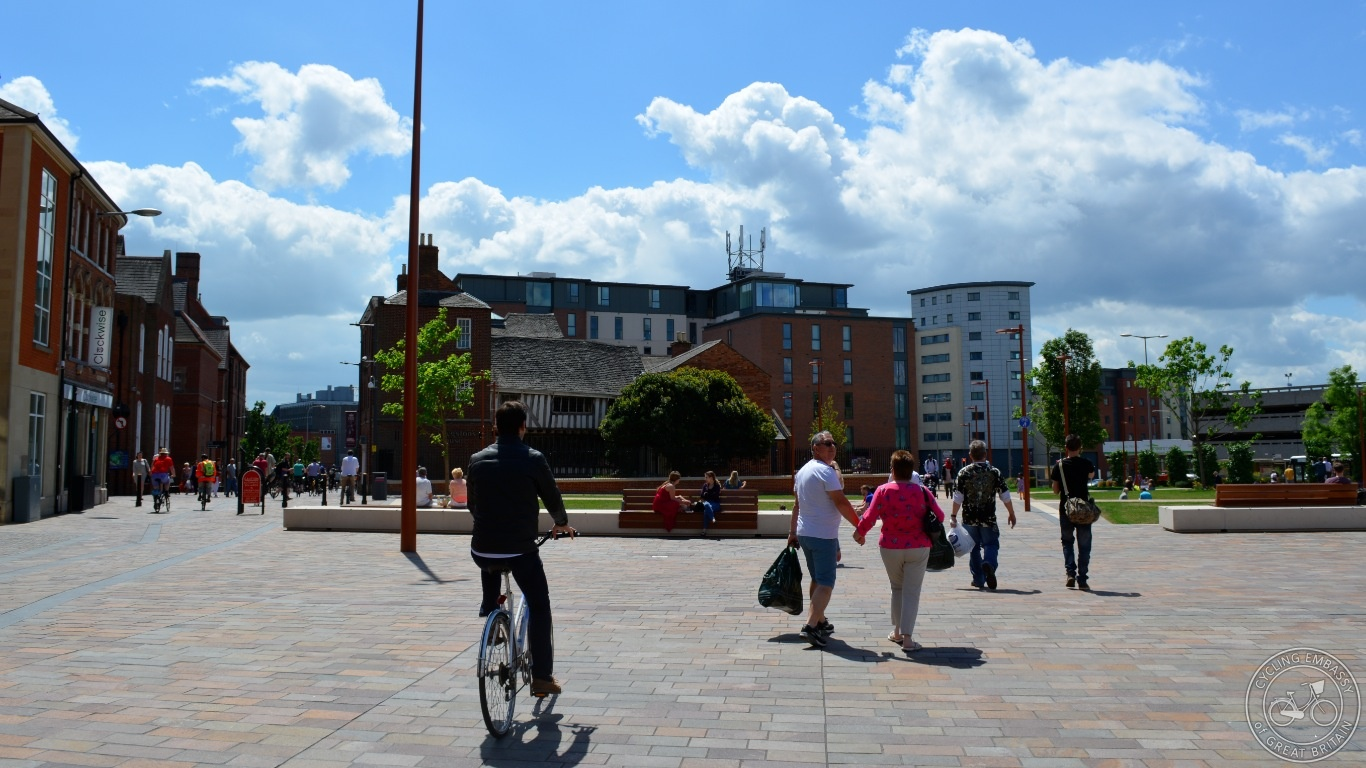 Leicester Public Realm