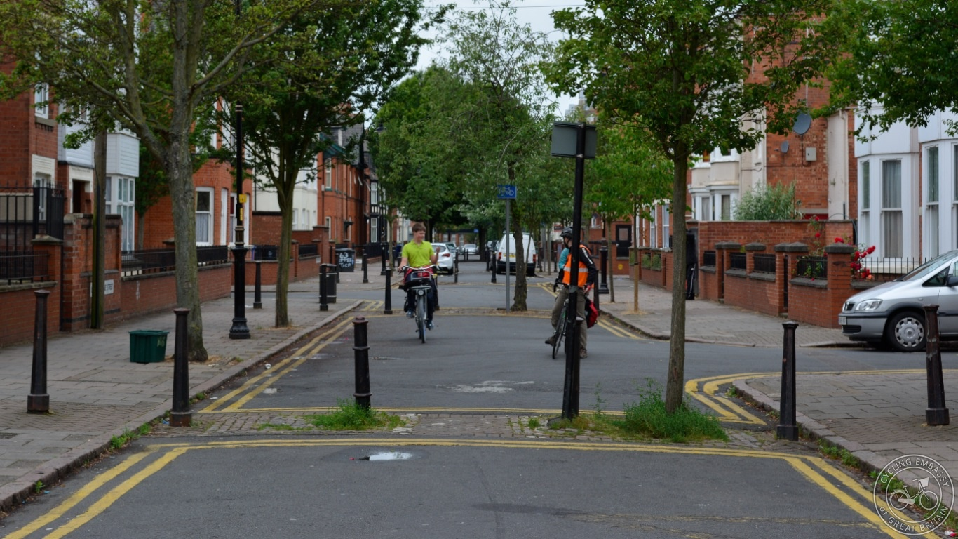 Filtered permeability Leicester