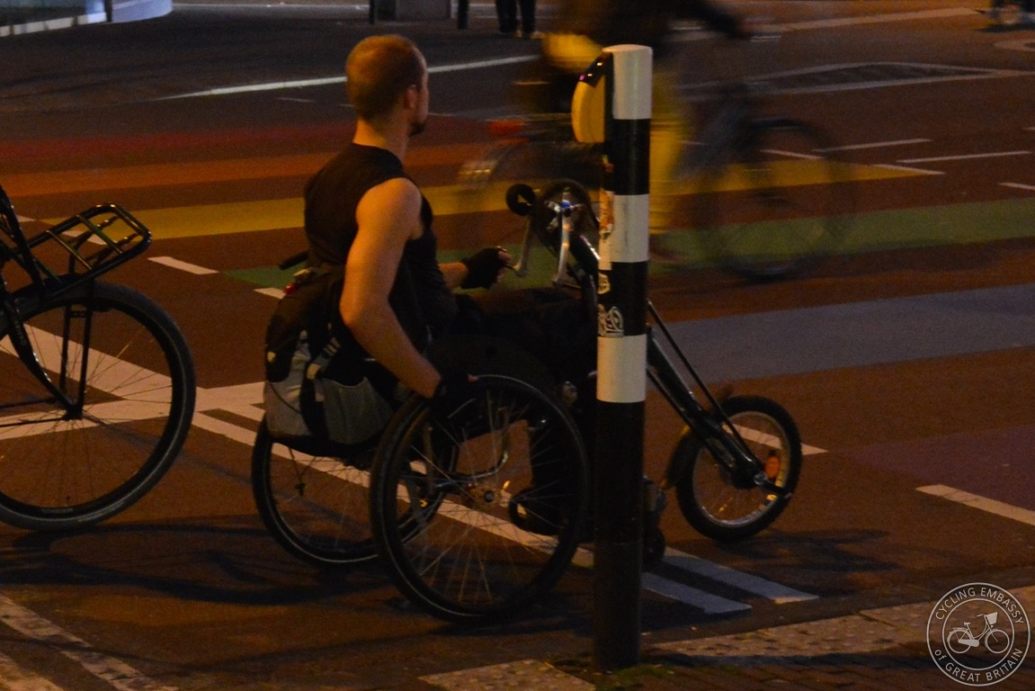 Handcycle (wheelchair)