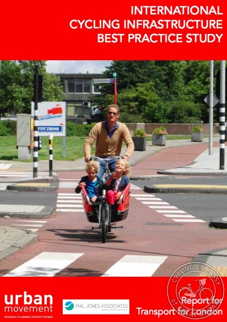 International Cycling Infrastructure Best Practice Study