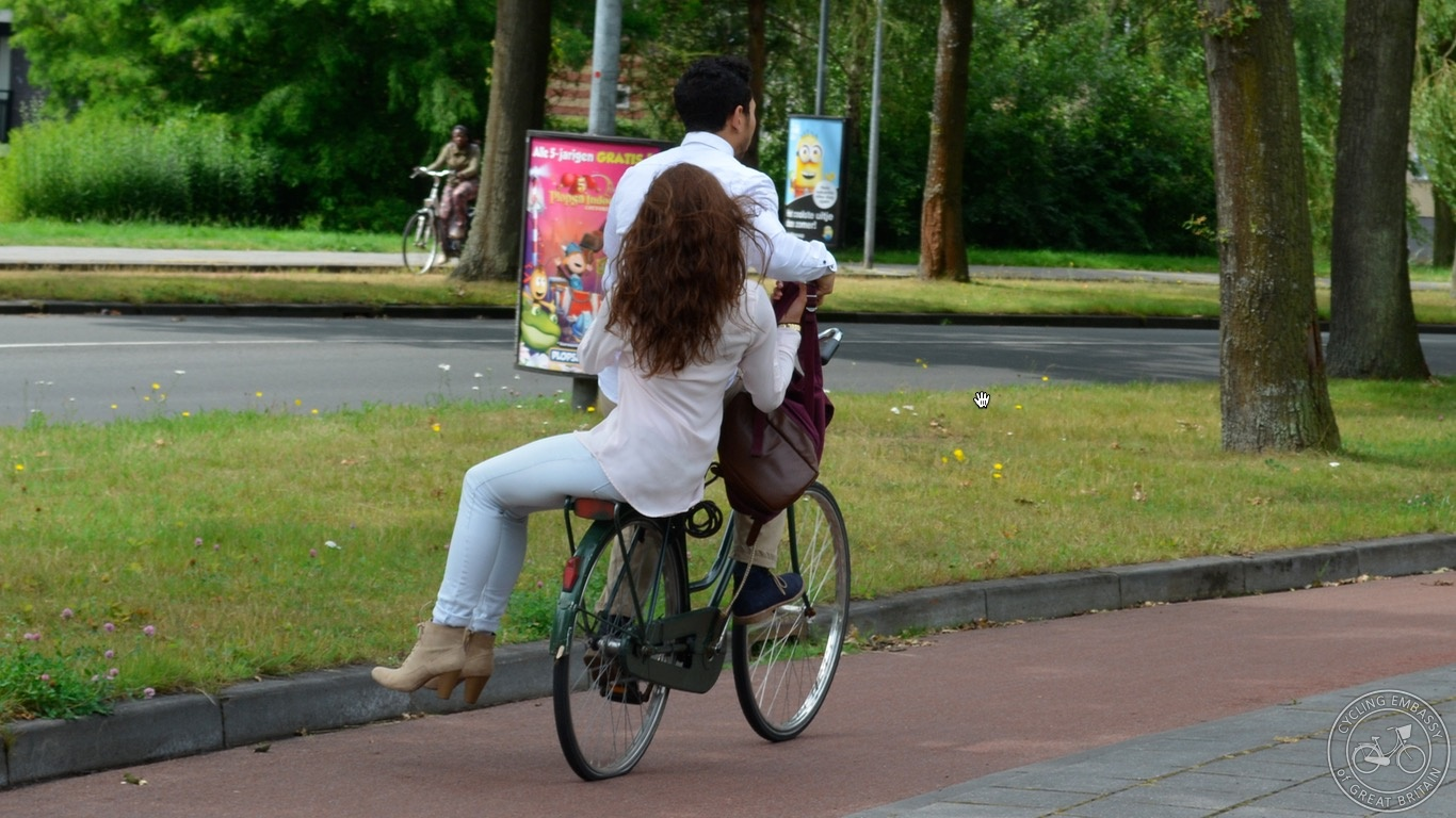 Assen backie cycleway