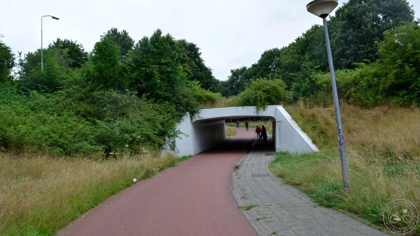 Underpass Assen ring road