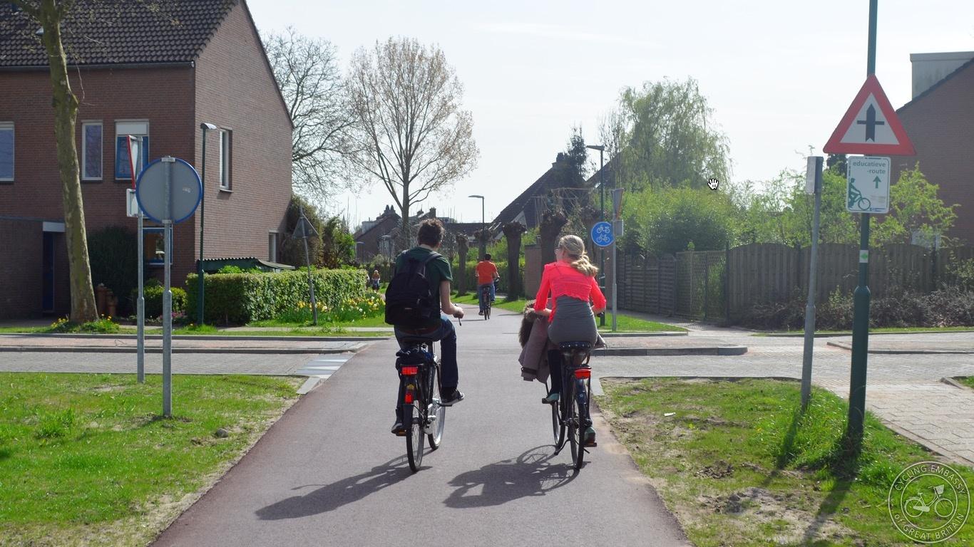 Cycleway Houten
