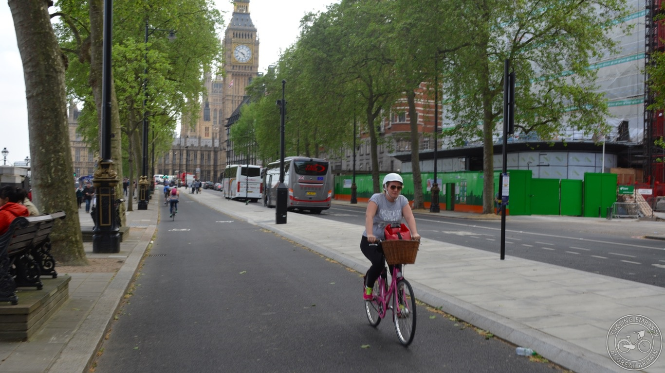 CS3 Embankment London