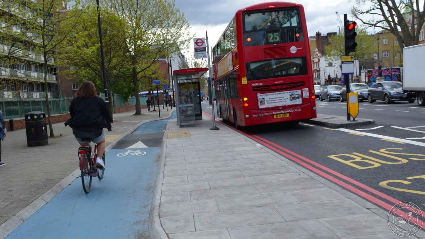 CS2 Whitechapel London