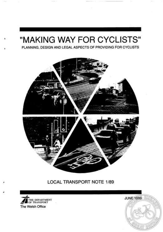 Making Way for Cyclists