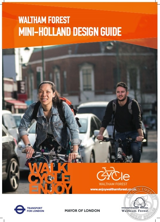 Waltham Forest Design Guide cover