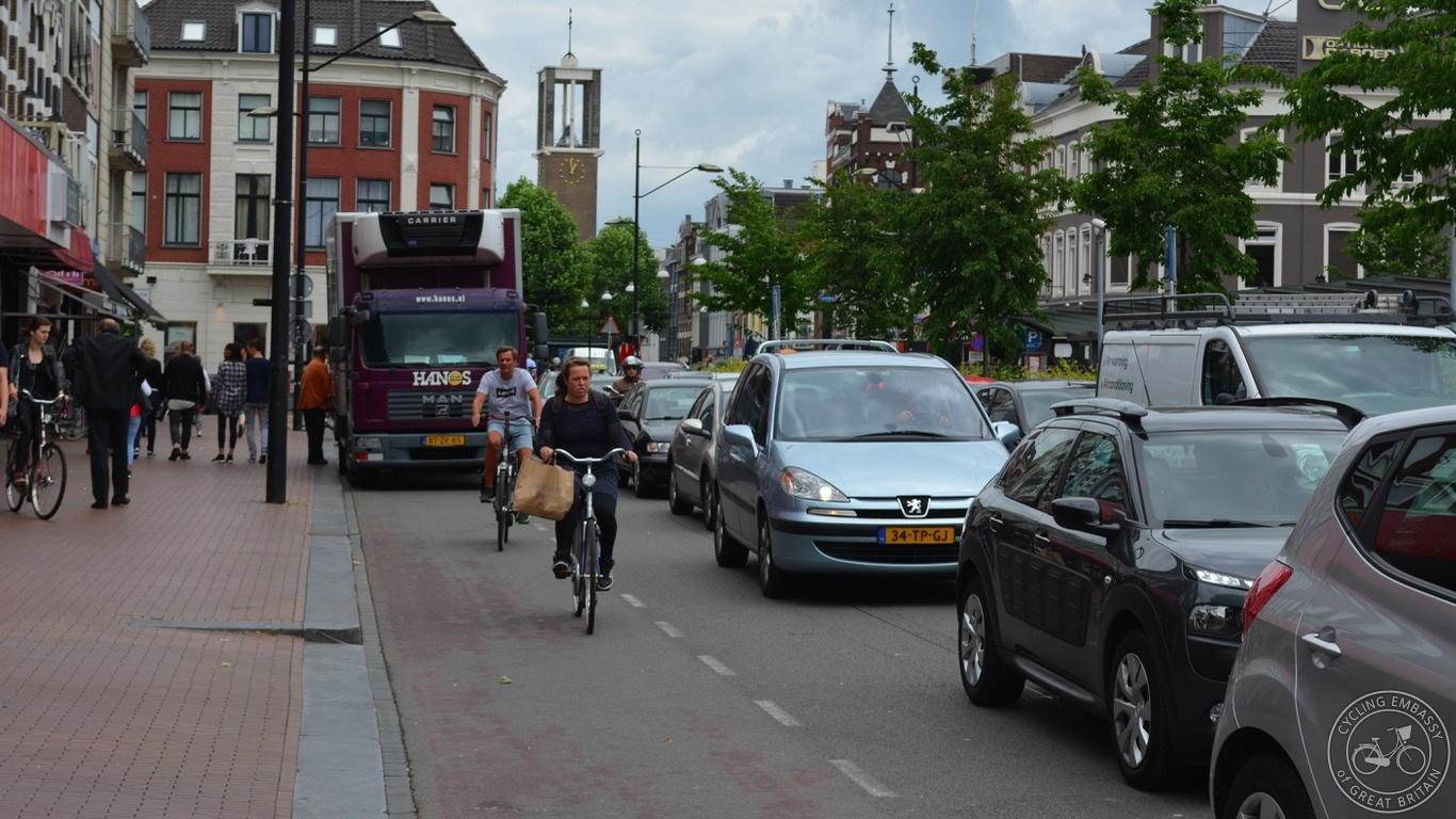 Nijmegen Road Velo-City 2017