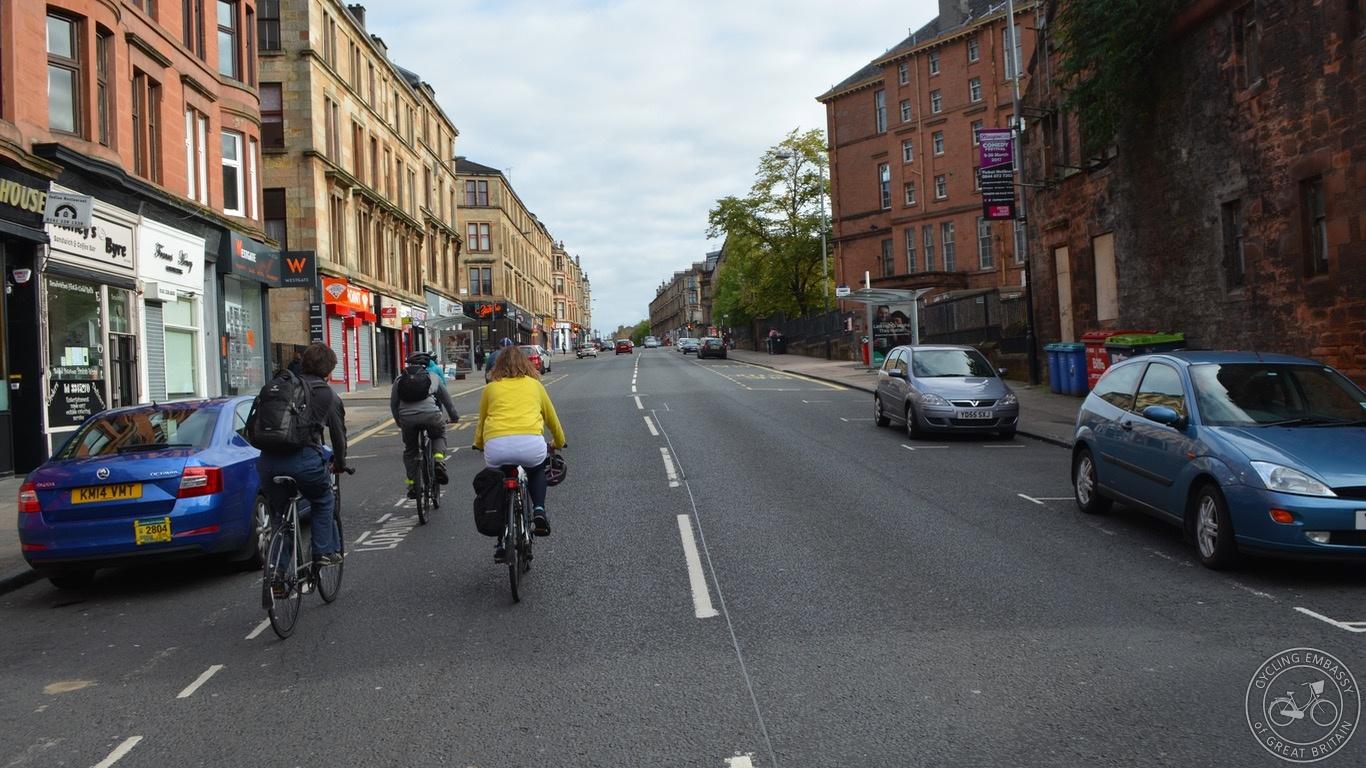 Glasgow Byres Road