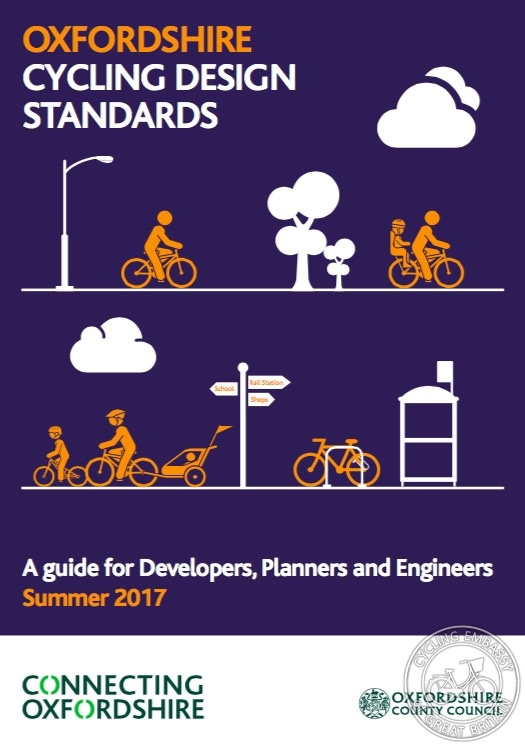 Oxfordshire Cycling Design Standards