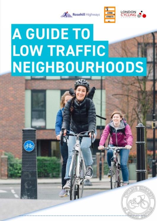 A Guide to Low Traffic Neighbourhoods
