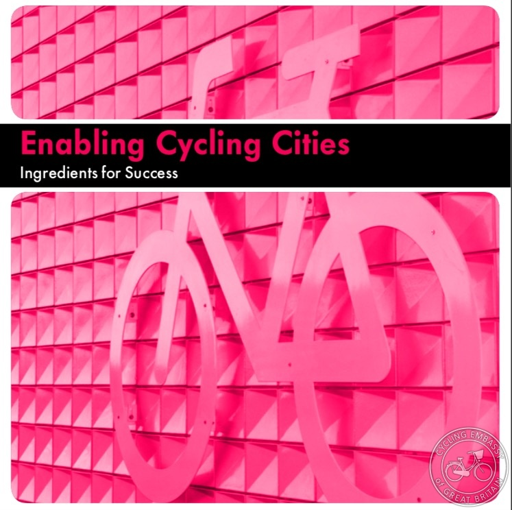 Enabling Cycling Cities