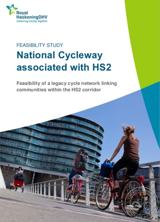 National Cycleway Feasibility of a legacy cycle network linking communities within the HS2 corridor