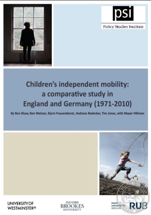 Children's Independent Mobility