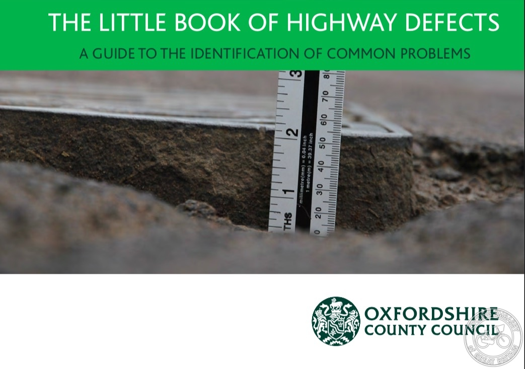 The Little Book of Highway Defects