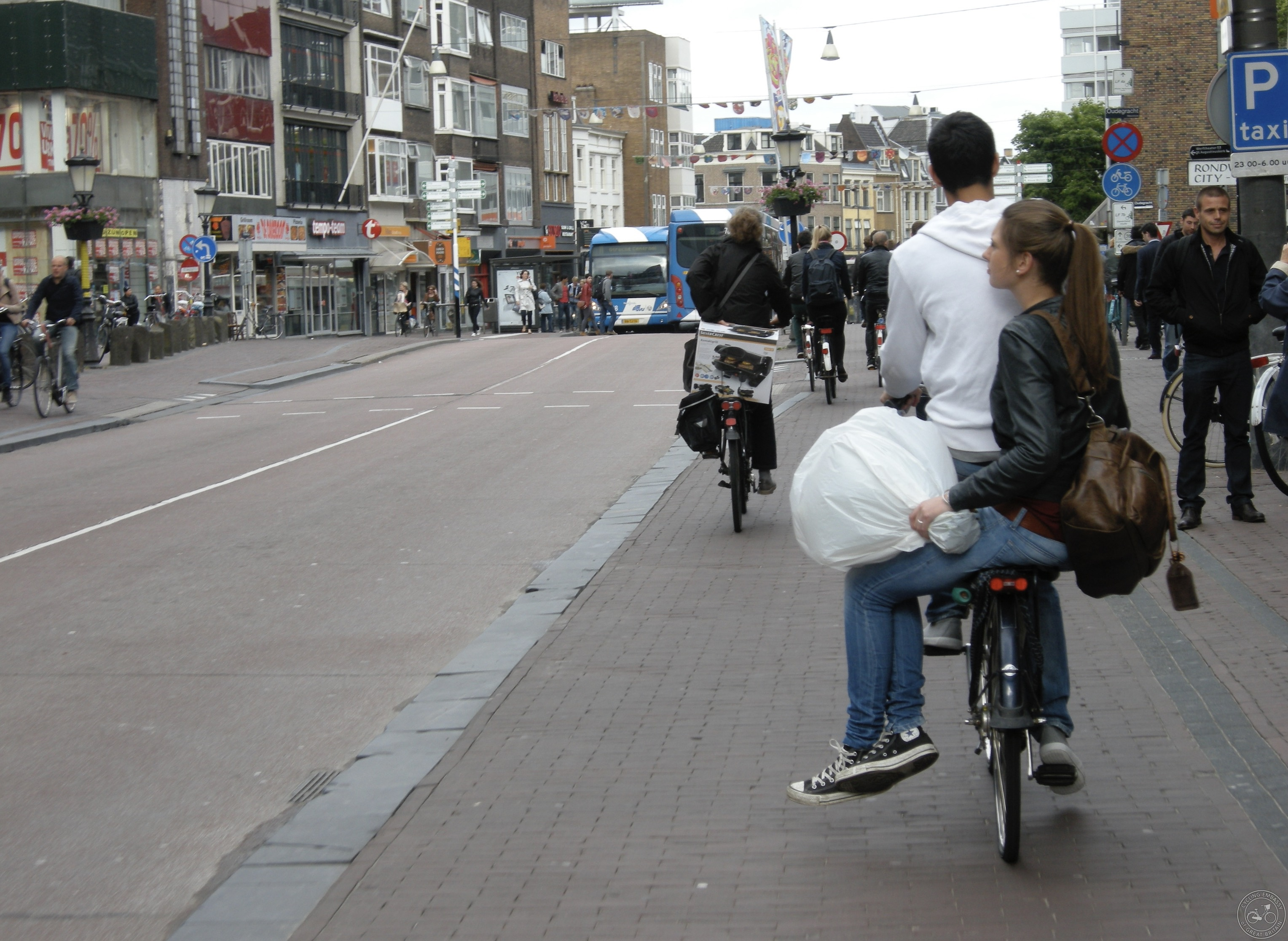 Backie in Utrecht
