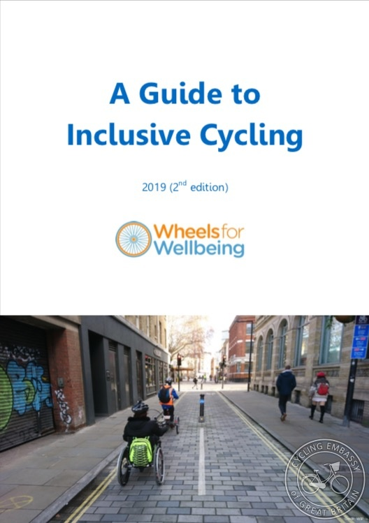 A Guide to inclusive Cycling