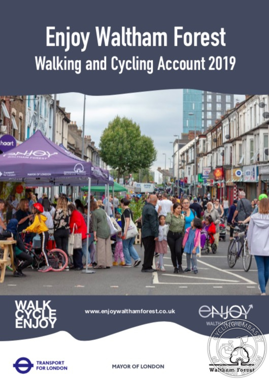 Waltham Forest Walking and Cycling Account