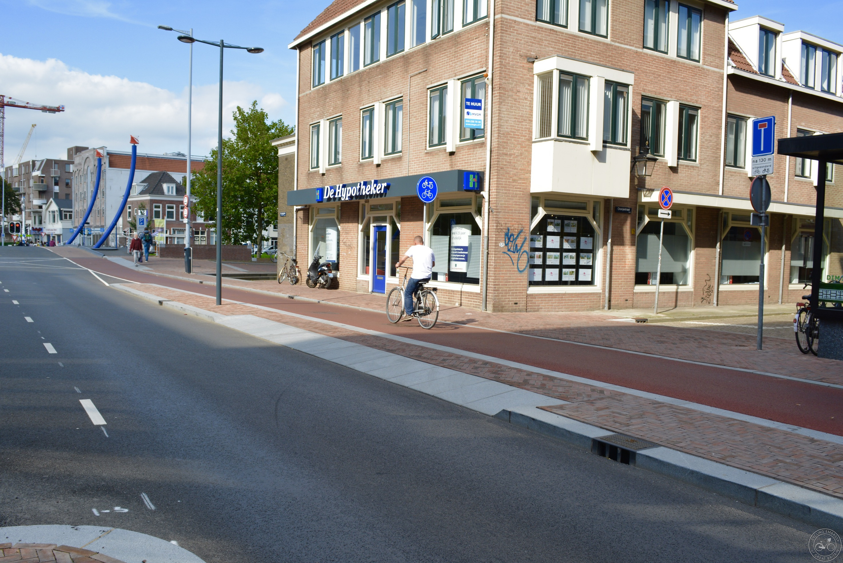 Inritbanden (Entrance Kerbs) in Utrecht