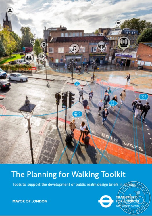 Planning for Walking Toolkit