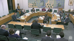 Transport Select Committee, December 2013