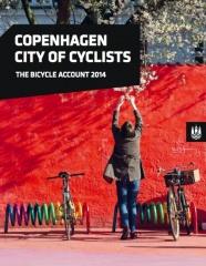 Copehagen Bicycle Account 2014