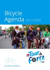 Bicycle Agenda 2017-2020 cover