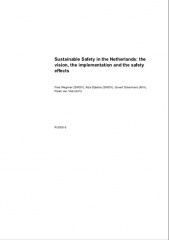 SWOV Sustainable Safety 2005